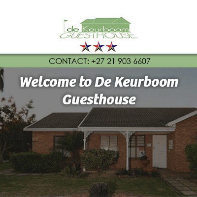 De Keurboom Guest House