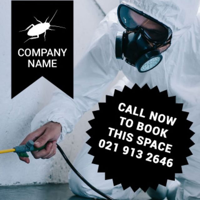Pest Control Kuils River